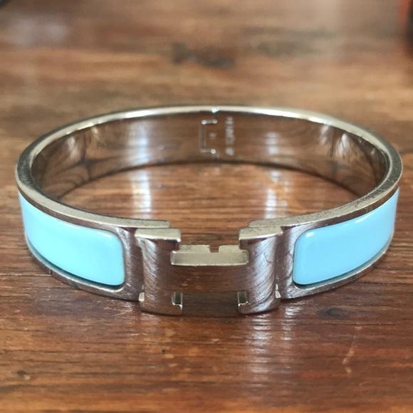 00c809288b Hermes Jewelry | Herms Clic Clac H Bracelet Pm | Poshmark